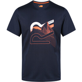 Regatta Fingal IV T-Shirt Herren navy